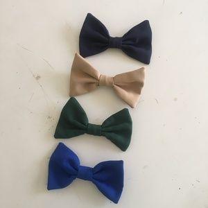 OG AA Barrette Bows
